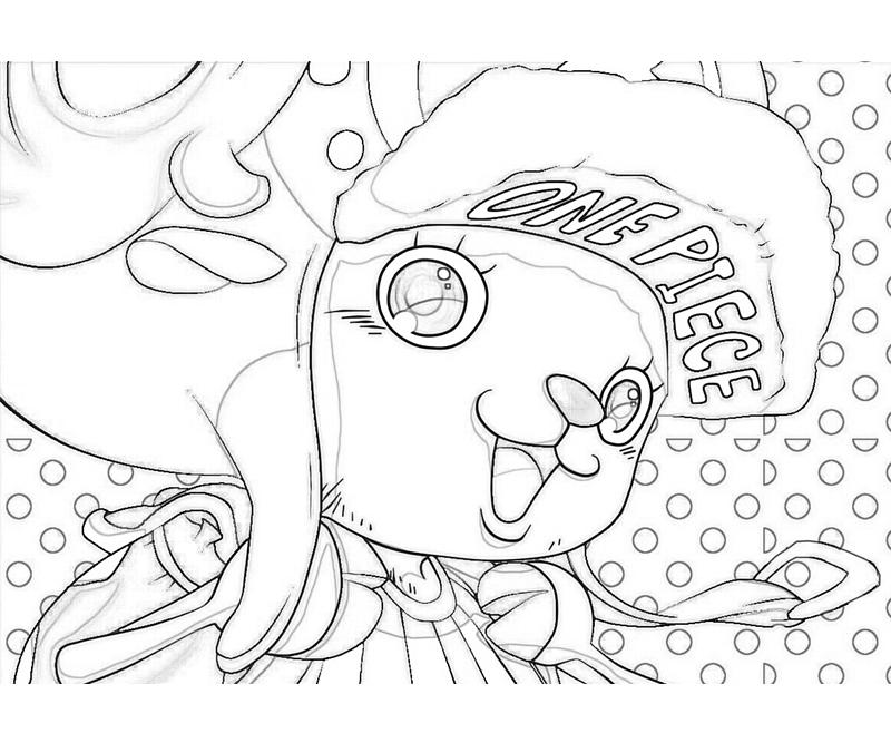 one-piece-tony-tony-chopper-wallpaper-coloring-pages