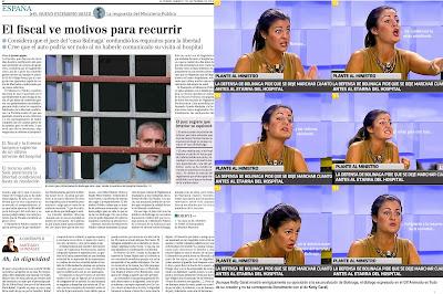 Si Rajoy mira para otro lado respecto a la delictiva excarcelación del terrorista Bolinaga, provocara una estampida en su electorado