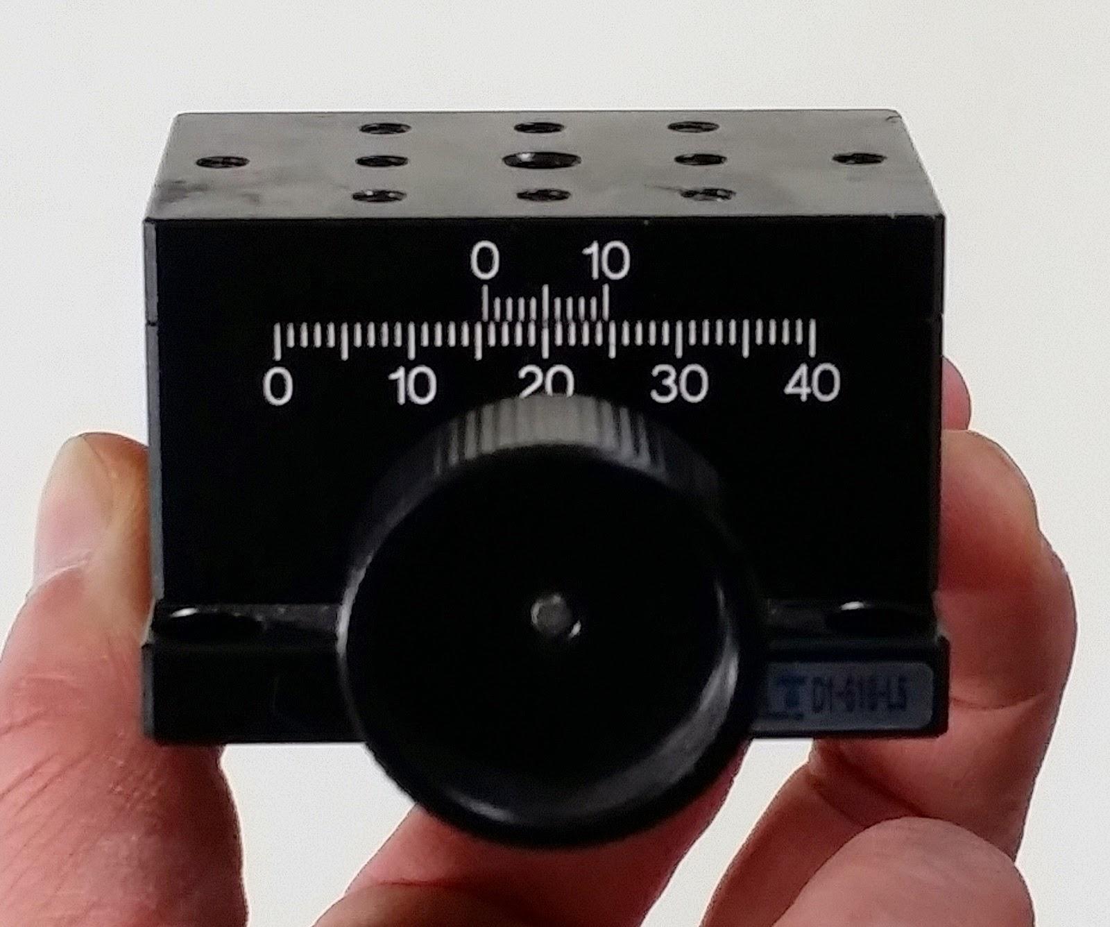 Mmt Micro Motion Technology D1 618 L5 Linear Stage Positioner Ebay Lcr Bridge