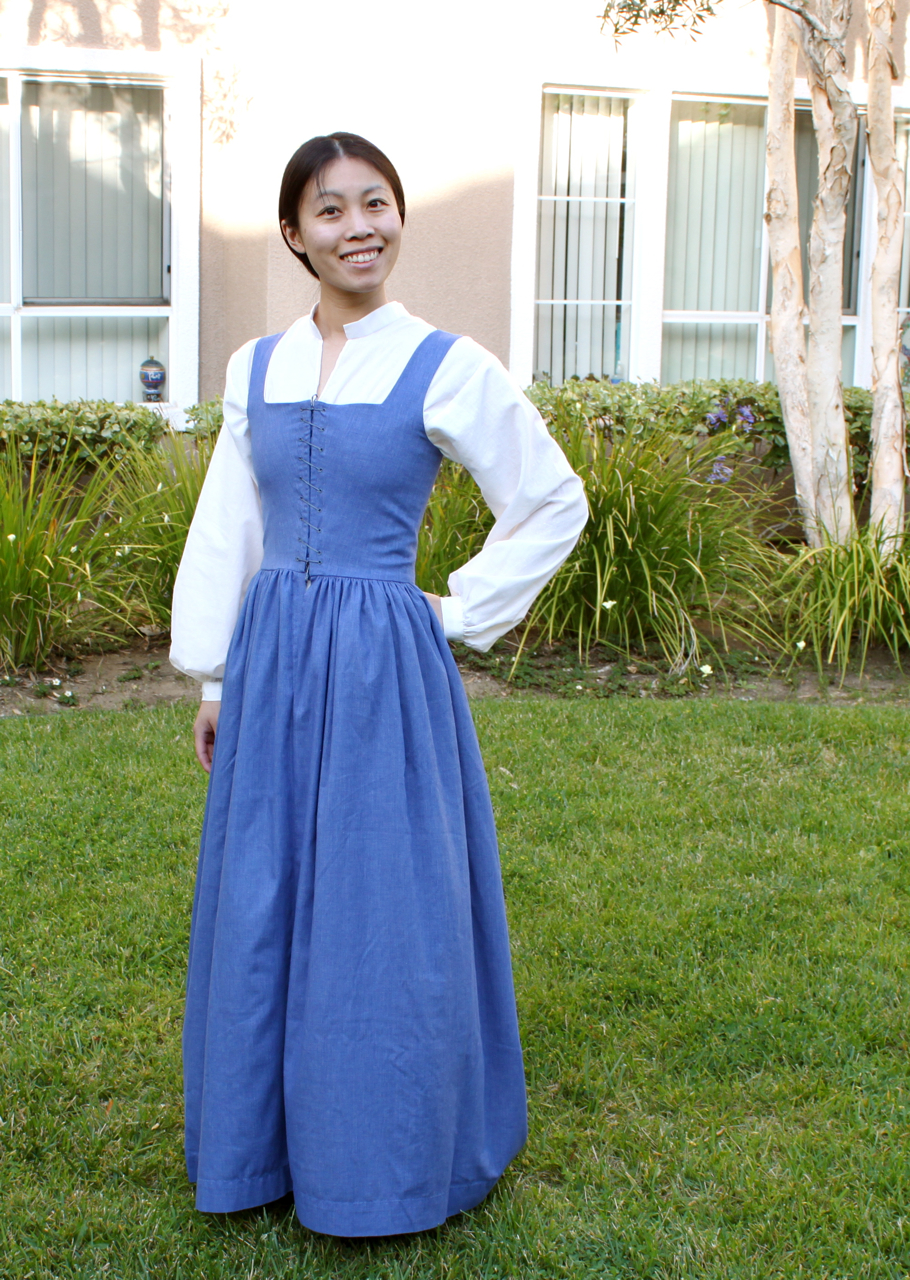 Cation Designs: Sew Weekly Challenge: Kirtle?!