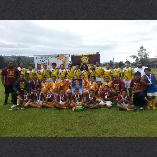 CAL State Games 2015
