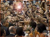 Funny photo Traian Basescu Barack Obama