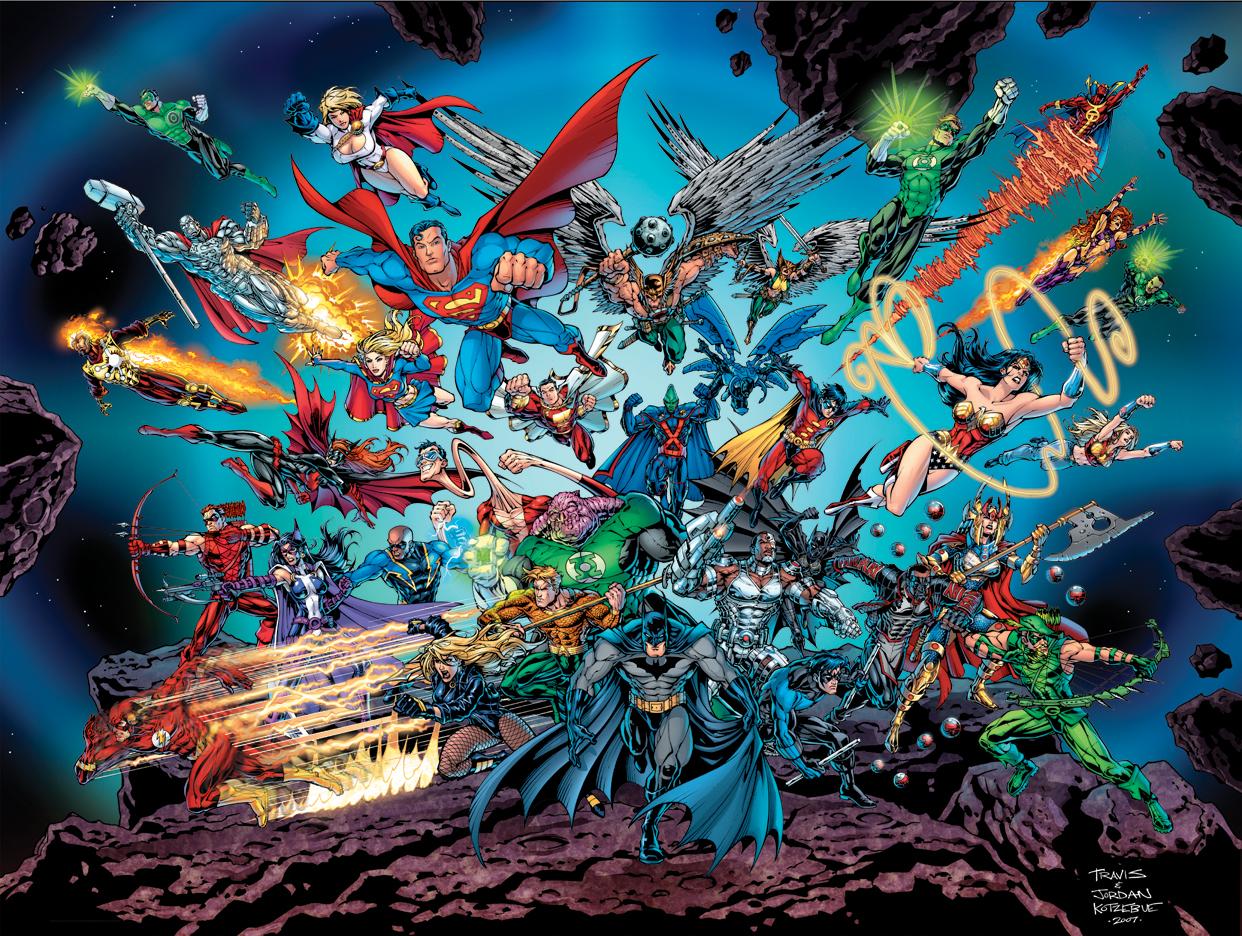 Site do Fonseca: Resultado da pesquisa DC x Marvel