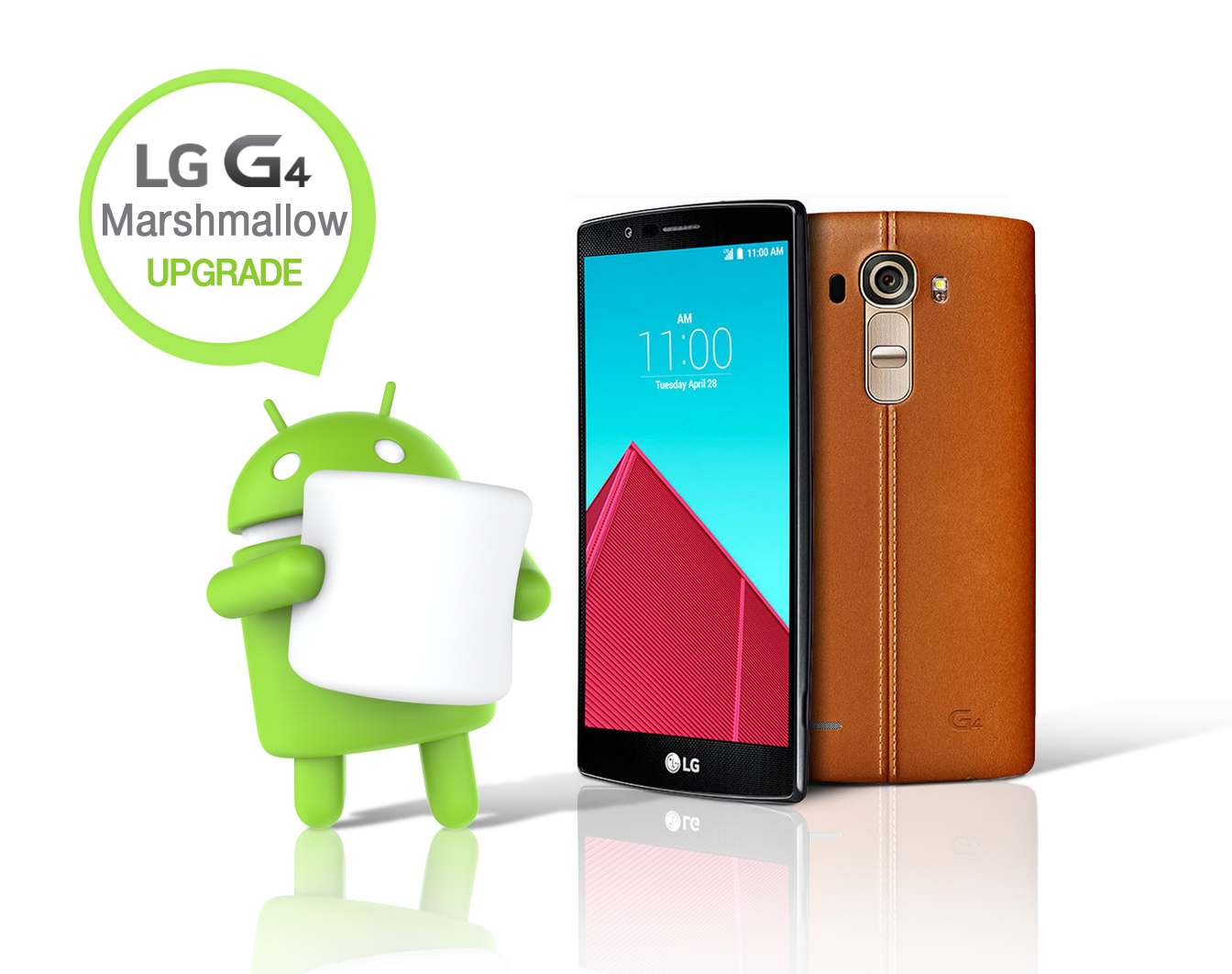 LG G4 Android 6.0 Marshmallow Upgrade