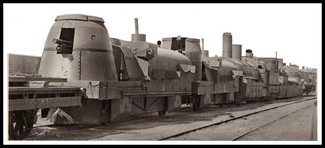 legión checoslovaca, guerra civil rusa, tren blindado Orlik