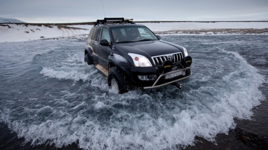 Iceland Arctic Truck Tours