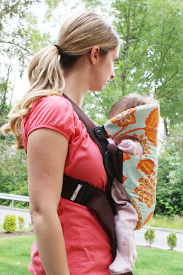 baby bjorn carrier cover instructions