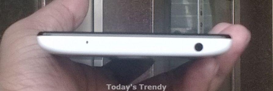 Redmi Note top
