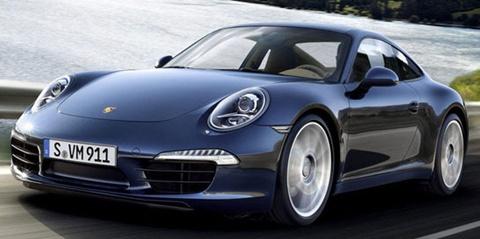 2012 Porsche 911 Carrera 991