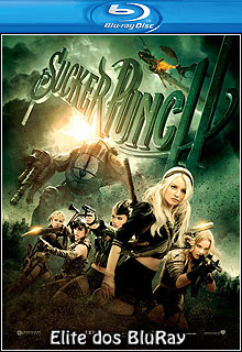 Sucker Punch: Mundo Surreal BluRay 720p x264 Dual Áudio + Legenda
