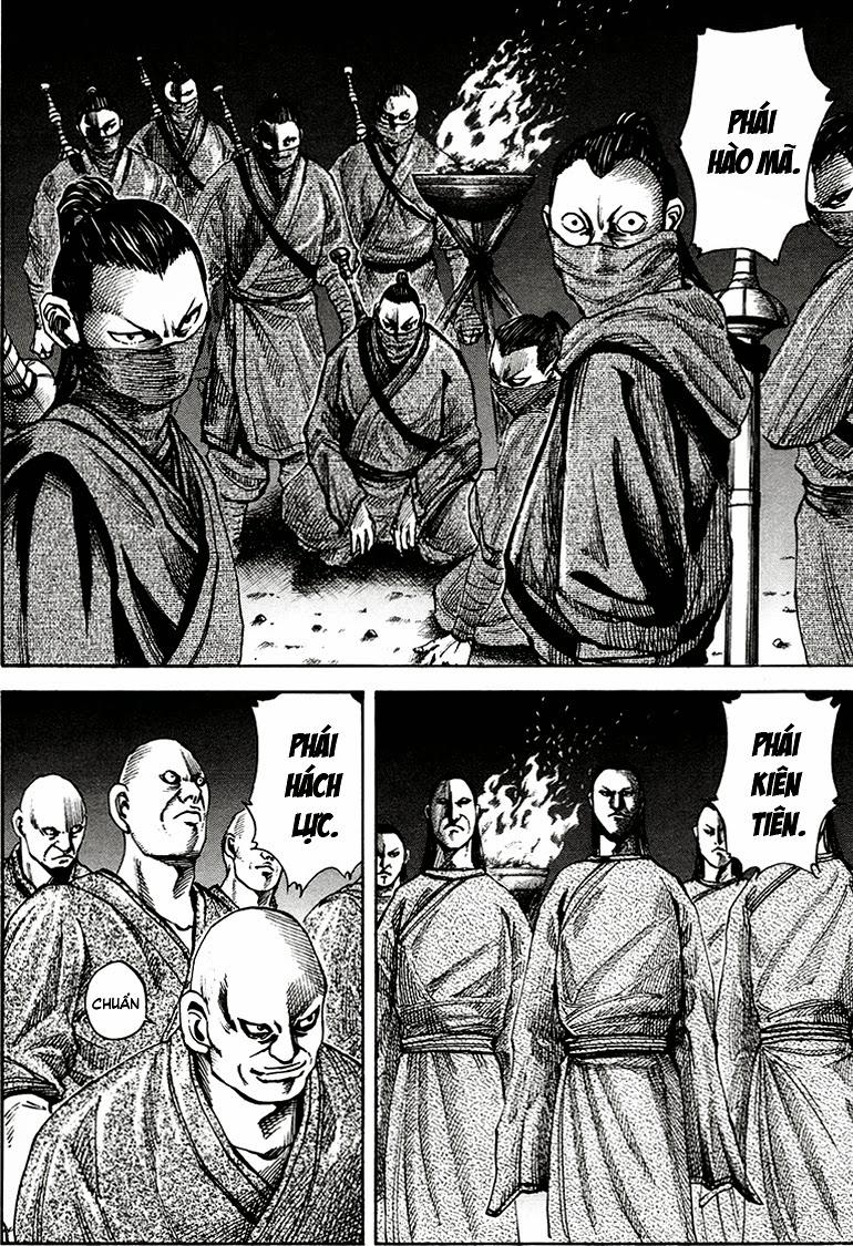 Kingdom – Vương Giả Thiên Hạ chap 83 Trang 6 - Mangak.info