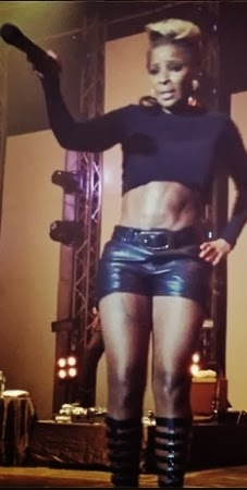 Wow Mary J Blige Performed Live in Lagos