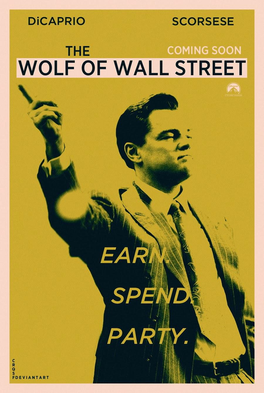 Something Wolf wall street movie