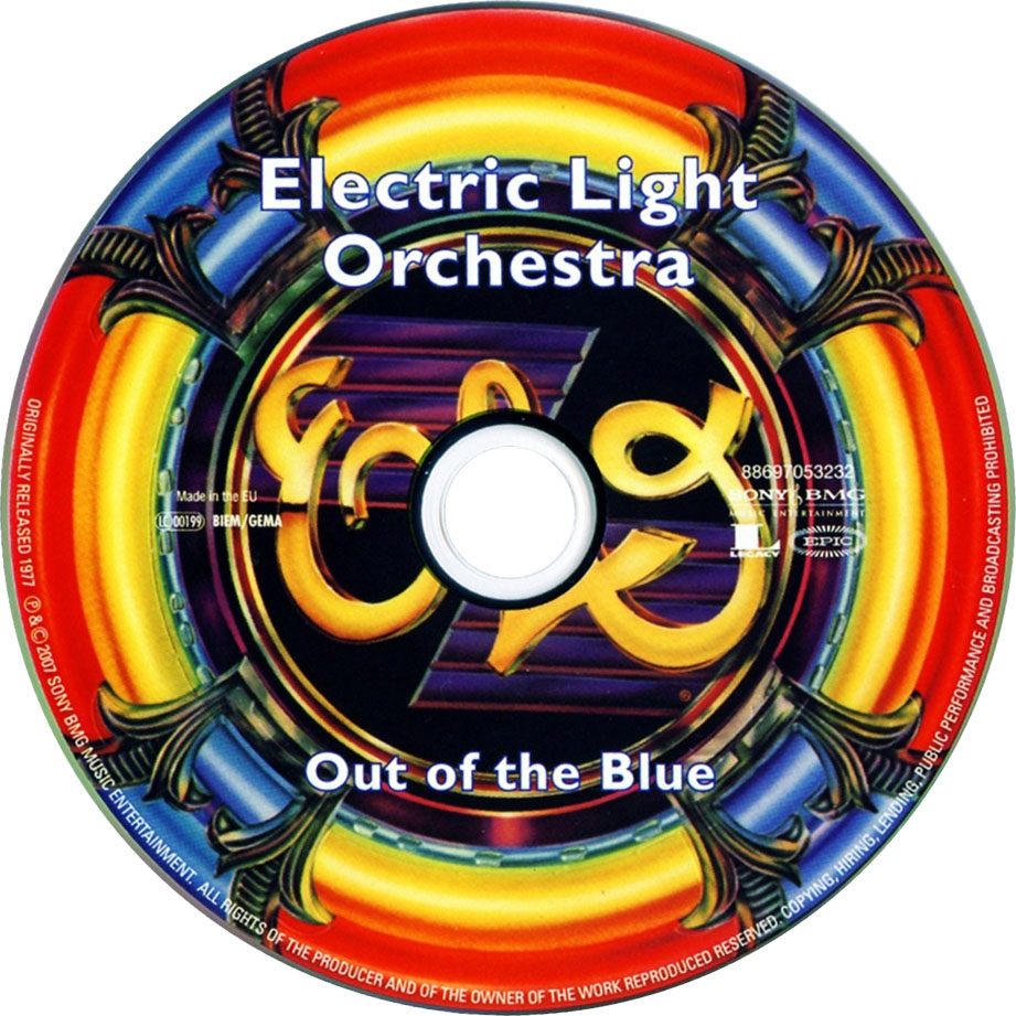 Electric Light Orchestra Part II - Triple Treasures