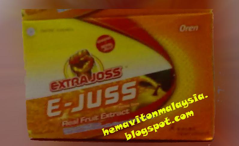 EXTRA JOSS ORANGE