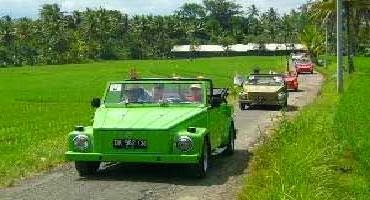 Bali VW Safari Tour