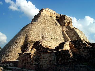 Vista Uxmal en Mérida Yucatán