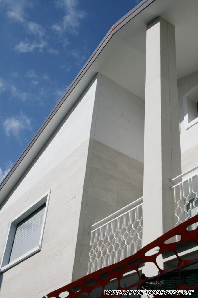 Davanzale termico prolunga soglia - Coibentazione davanzali finestre ...