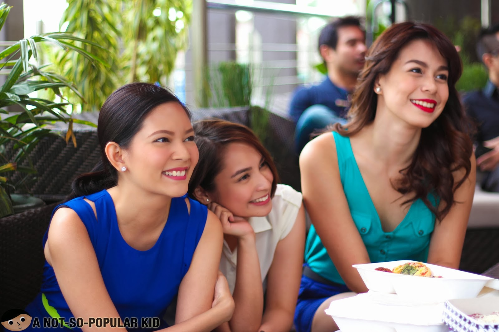 Food for the Heart featuring Chynna Ortaleza, Ryza Cenon and Bettinna Carlos