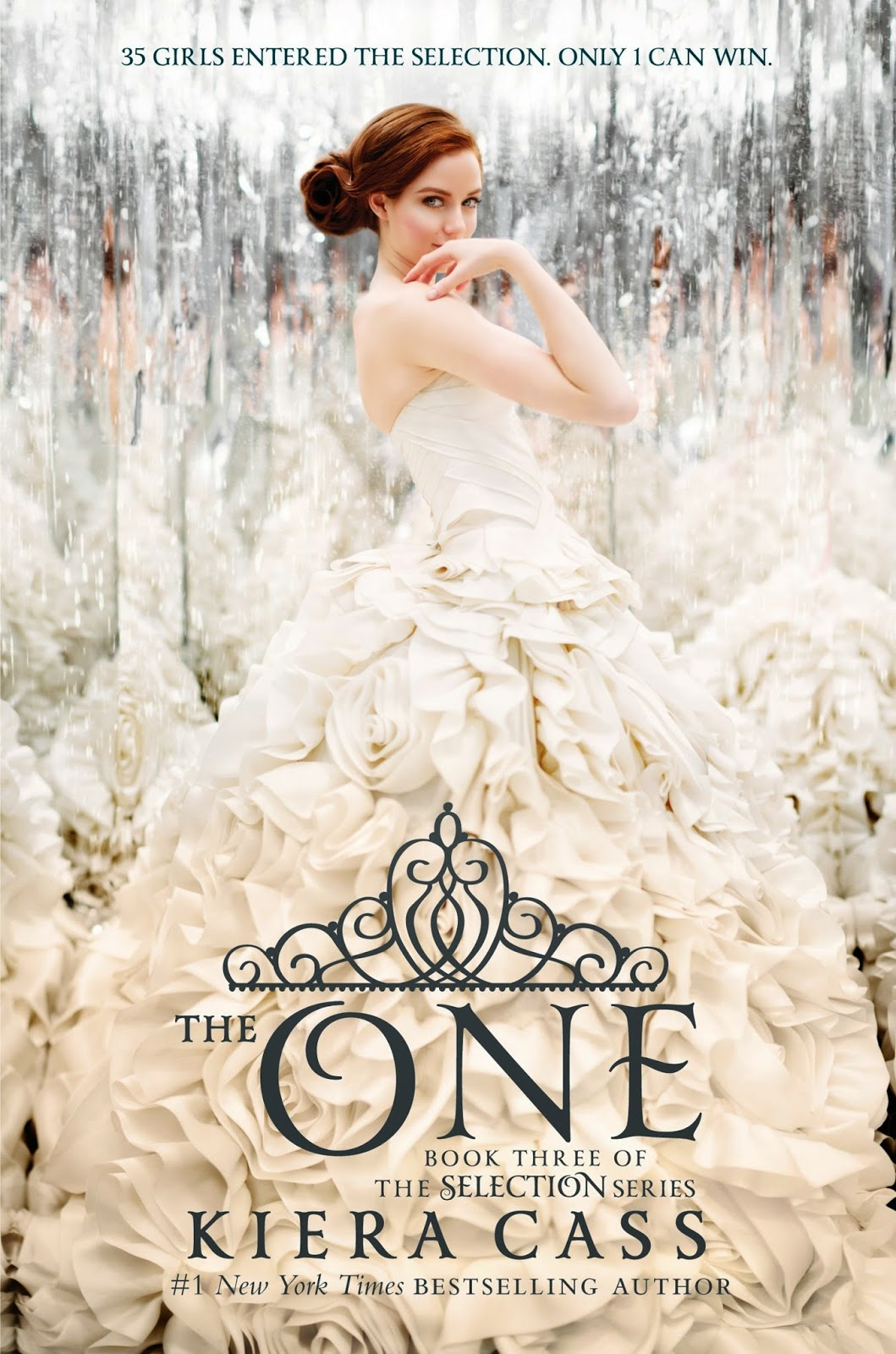 The One (The Selection Trilogy, book 3) by Kiera Cass