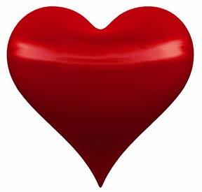 Gambar-gambar Hati Love