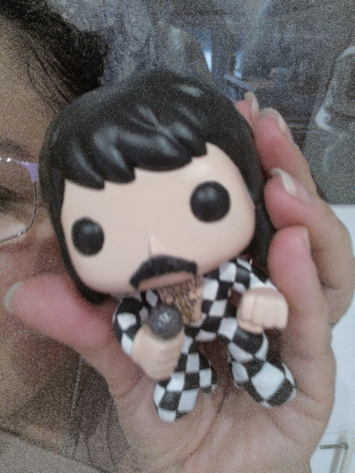 Funko Pop! Custom Freddie Mercury