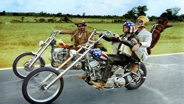 Easy Rider, released in 1969