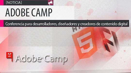 Por sexta oportunidad llega a Bogotá Adobe Camp