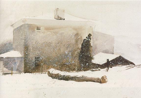 Beautiful Elysium Wednesday Art Andrew Wyeth