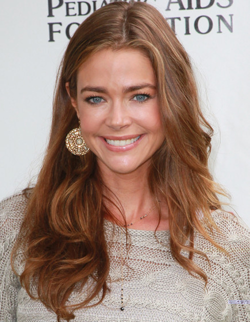 Denise Richards Hair Color @ Celebrity Hair Cuts Proudly Powered By
