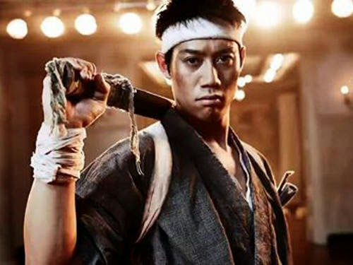 Samurai tenista