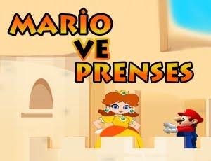 Mario Ve Prenses Oyunu