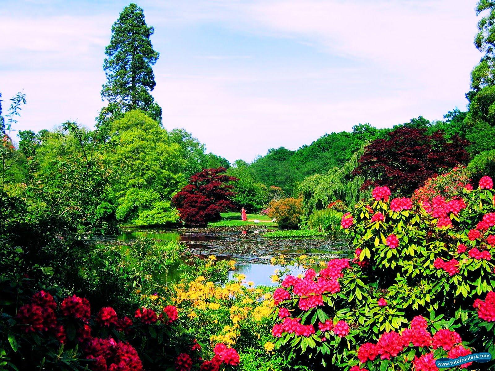 Casas castillos y jardines de ensue o i 7 fotos - Jardines de ensueno ...