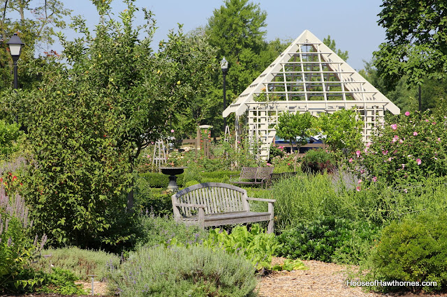 Franklin Park Conservatory Community Garden