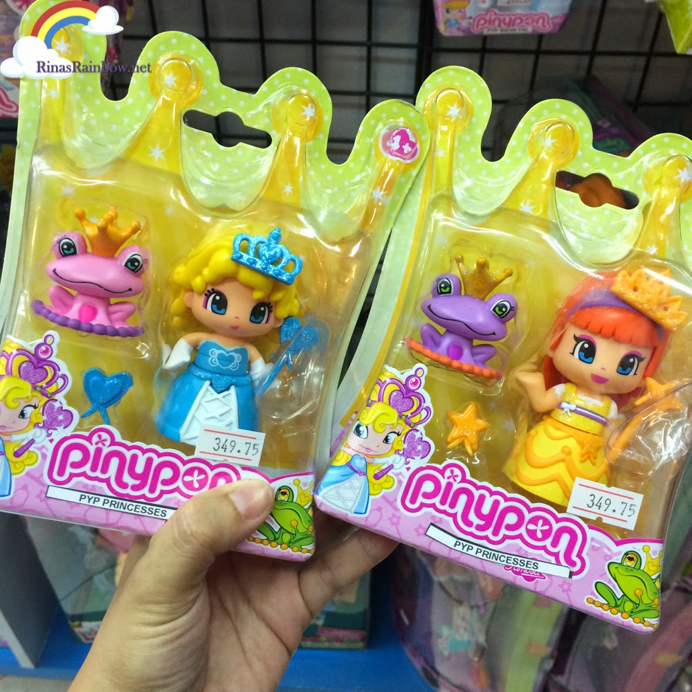 pinypon princess