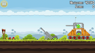 Angry Birds 4-9 Mighty Hoax