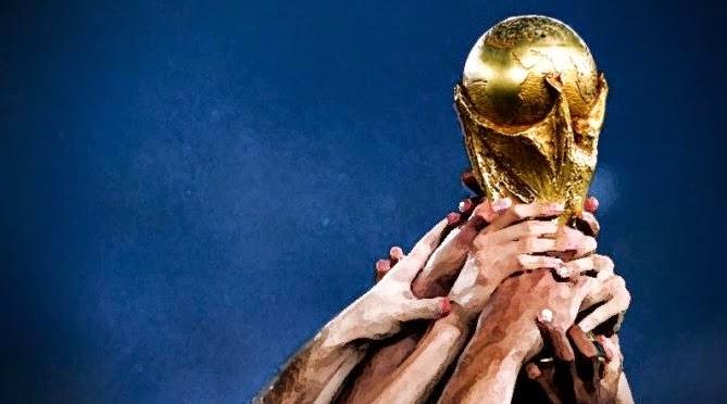 Jadwal TV Bola Piala Dunia 4-10 Juli 2014 Perempat Final 8 Besar