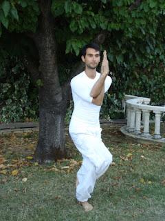 Posture Yoga Leroux Nicolas Marseille