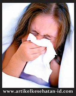 Tips Sehat Cara Mencegah Penyakit Pilek Pada Anak