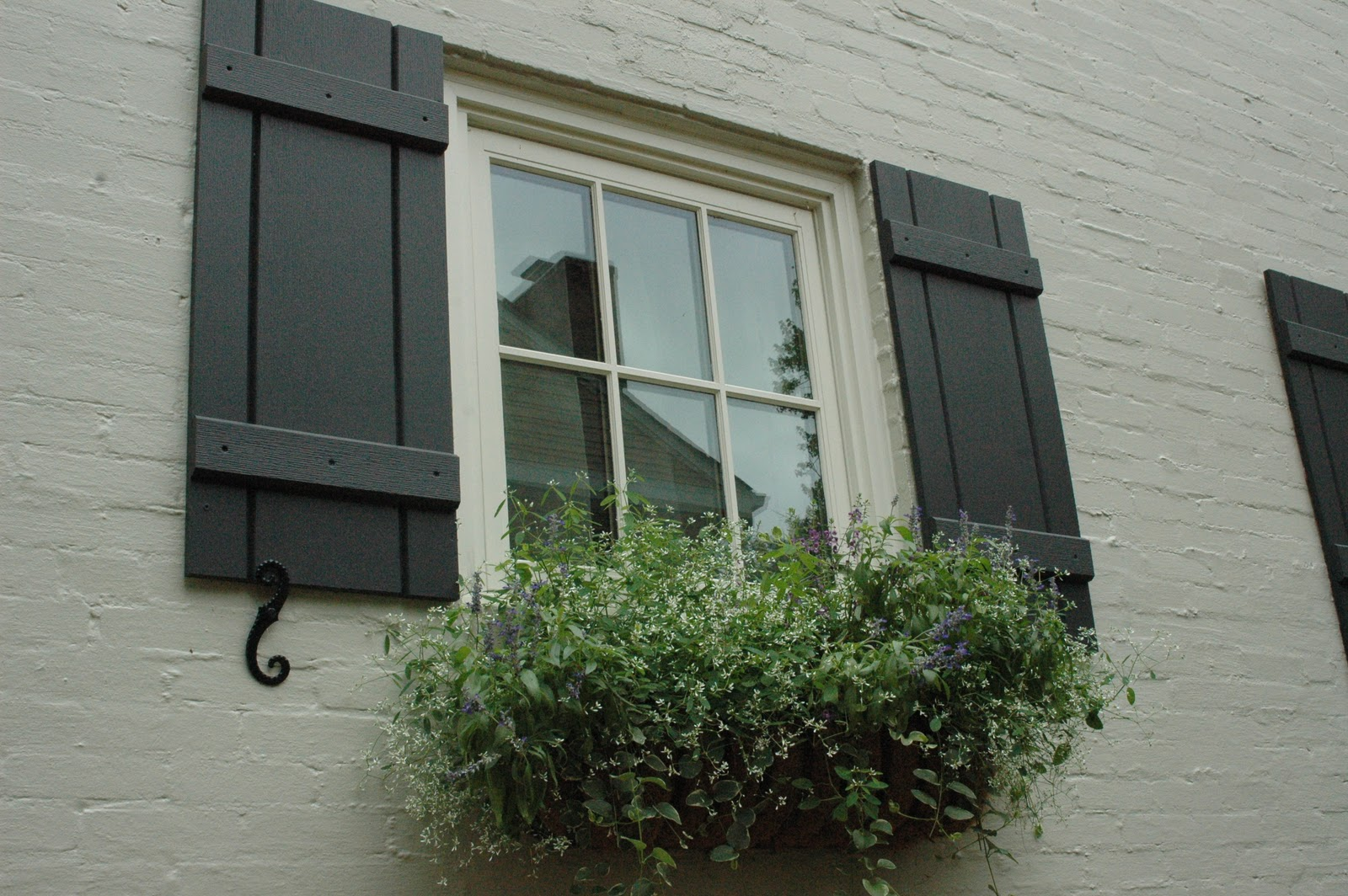 exterior white paintHouse Shutter Paint Colors Gray House Black Shutters Home
