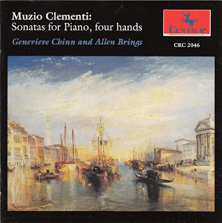 Clementi: Sonatas for Piano, 4 hands