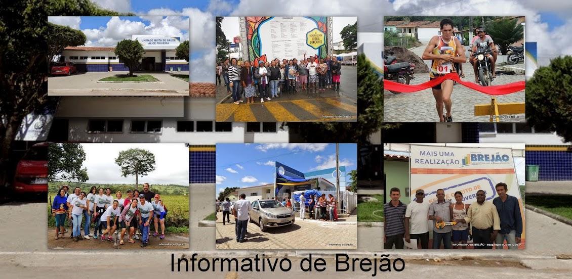INFORMATIVO DE BREJÃO
