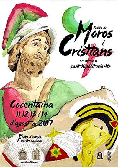 FESTES de MOROS i CRISTIANS 2017