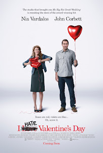 I Hate Valentine's Day Poster