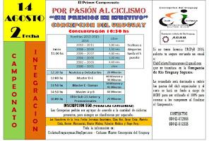 Campeonato Integracion - 2 Fecha