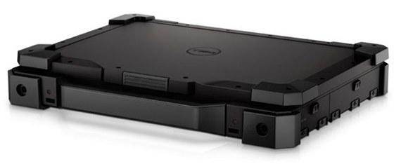 Latitude Rugged Extreme, da Dell, tem uma bateria de 6 células (58 Wh) aguenta até 10 horas, com uso de Wi-Fi