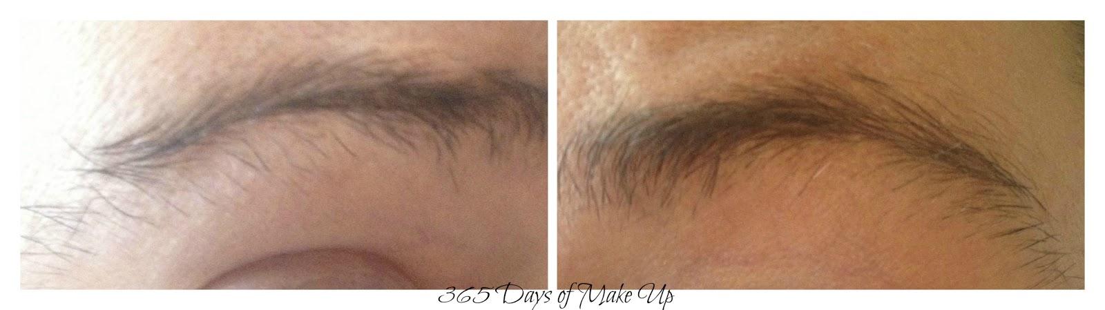 365 Days Of Make Up Day 124 Rapidbrow Eyebrow Enhancing Serum