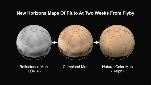 """NASA: Pluto, Sang """"Planet Merah"""" Kedua"""