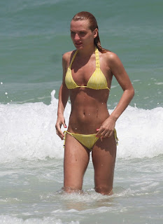 Aliona Vilani Bikini, Aliona Vilani Miami Beach