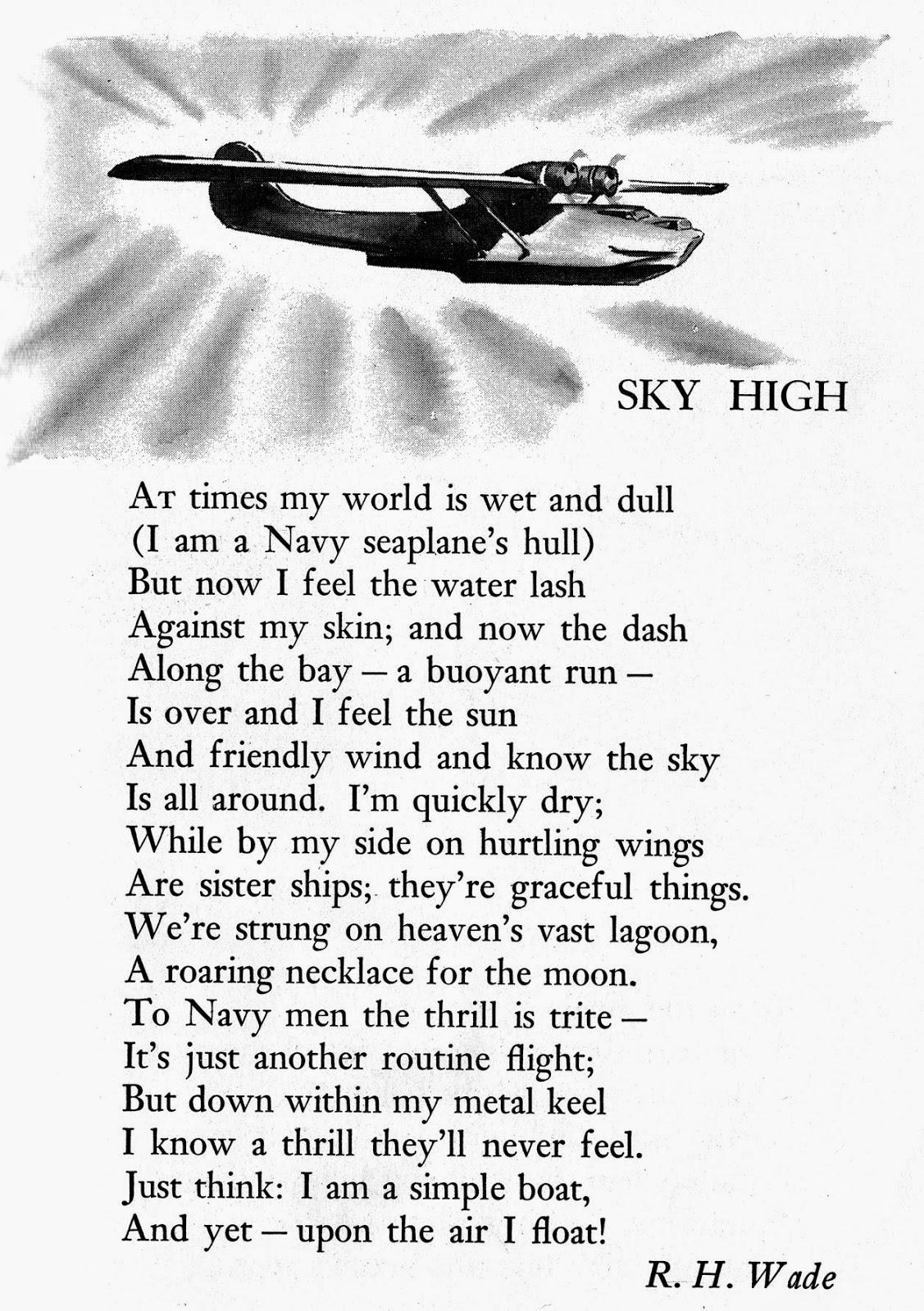 R.H. Wade poet